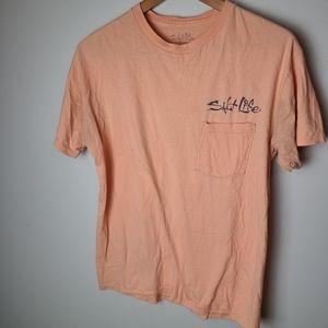 Men's Salt Life T-shirt M
